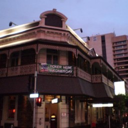 Bar central west end archives bar central for 129 north terrace adelaide